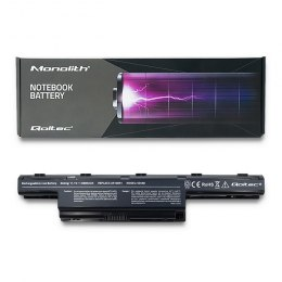 Qoltec Bateria do Acer Aspire 4741 | 6600mAh | 10.8-11.1V