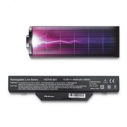 Qoltec Bateria do HP 6720 | 4400mAh | 10.8-11.1V